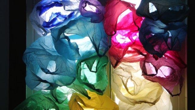 Plastiktütenserie / Konsumserie